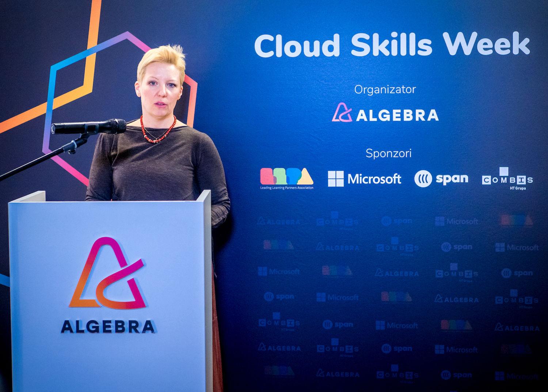 """Image for """"Cloud Skills Week"""" naglasio važnost obrazovanja zaposlenika u području digitalnih tehnologija"""