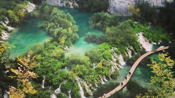 Nature at its finest – Plitvice lakes