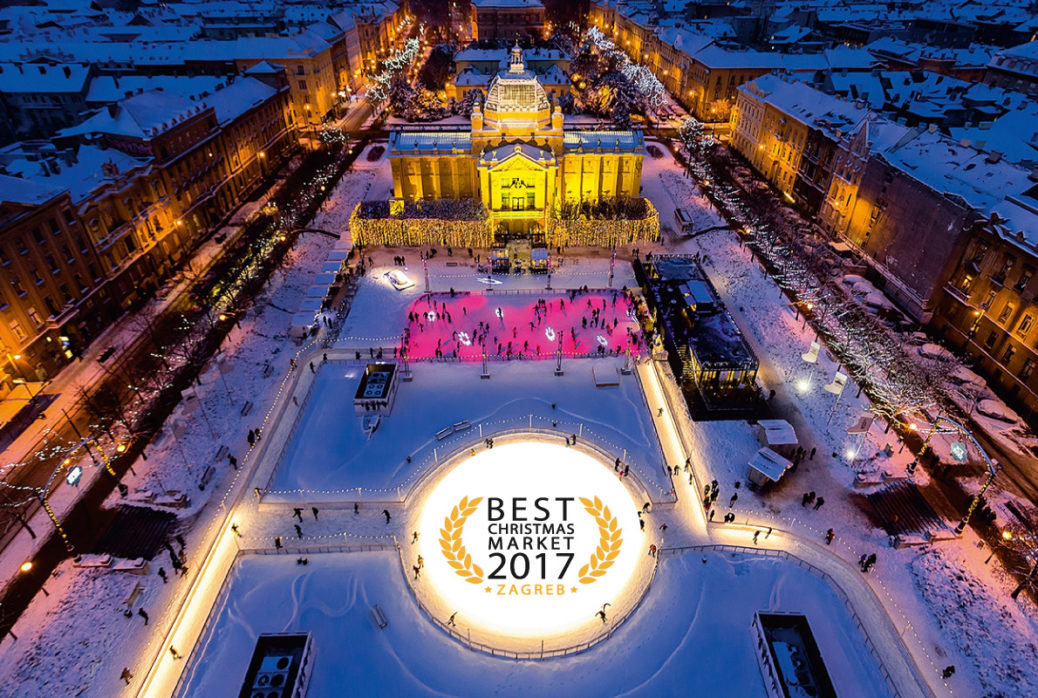 Image for Zagreb – Best Christmas Market 2017