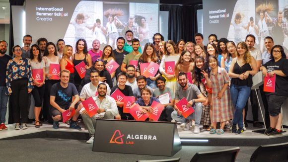 Algebra's third International Summer School exceeded all our expectations!