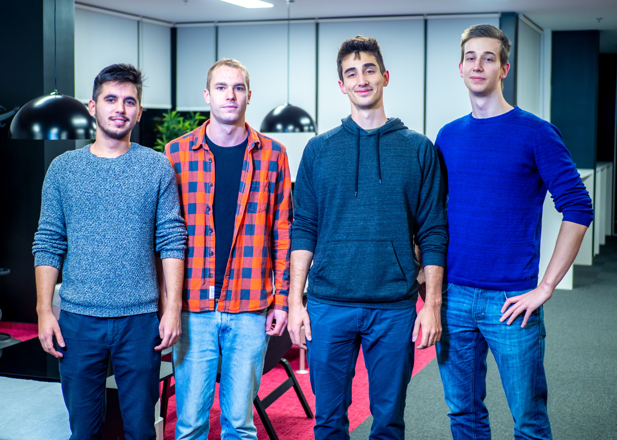 Algebra Lab JayOne Startup teams