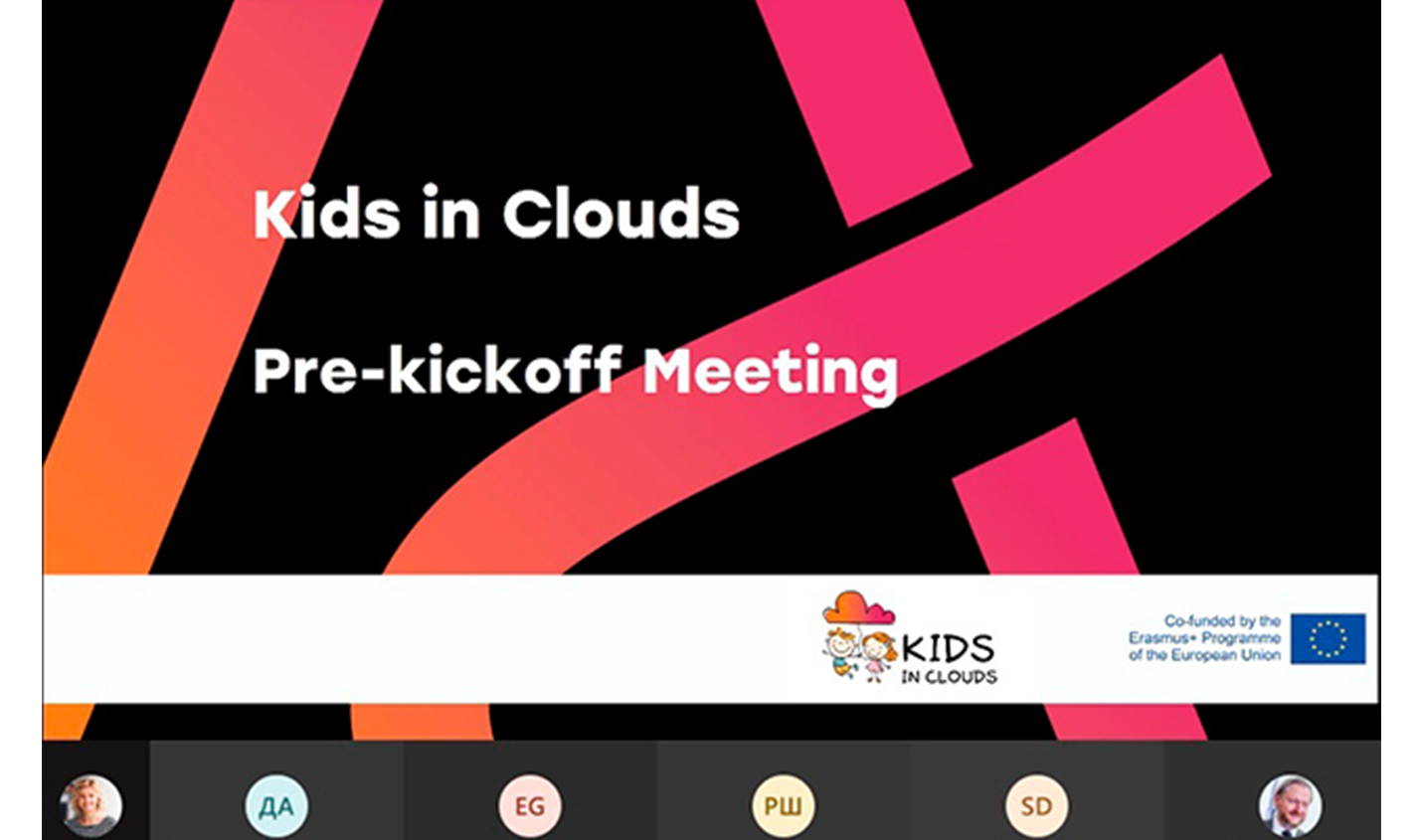 Image for Kids in Clouds – project which aims to introduce cloud-computing to kids