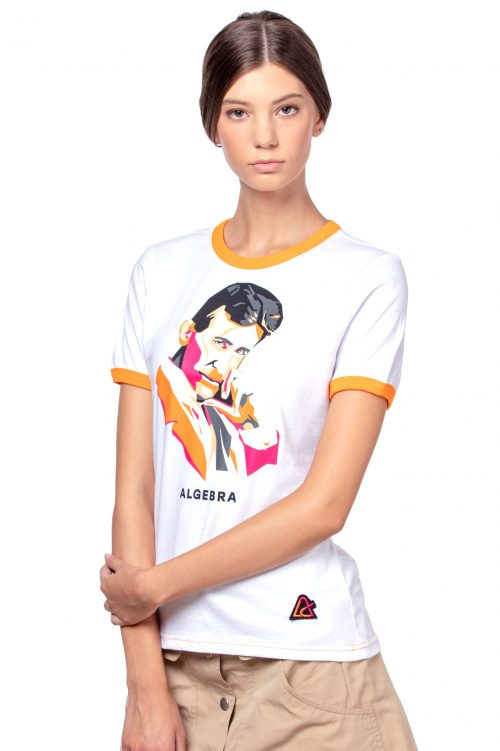 Women's 'Tesla' T-shirt