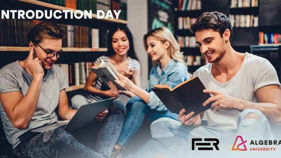 Introduction day for Algebra University and FER University students