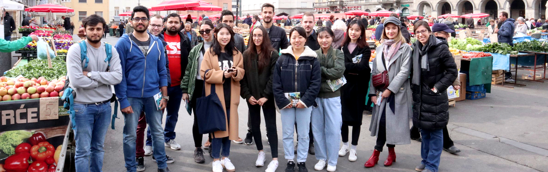 Image for Welcome Zagreb Sightseeing Tour for Exchange and Erasmus+ Students