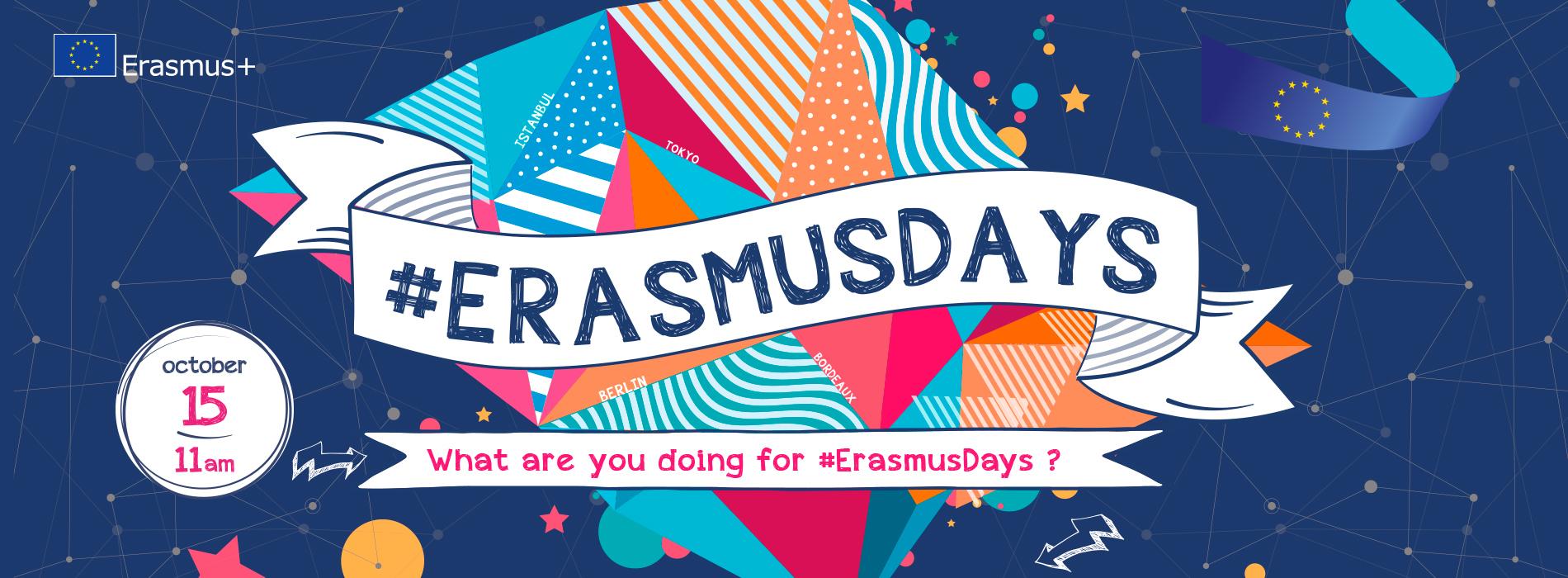 Image for Virtual Erasmus day