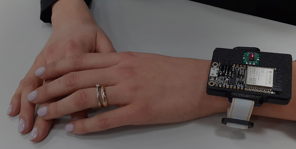 Image for 2nd WINTER SCHOOL – INTERNET OF THINGS: IOT SYSTEM FOR PATIENT MONITORING USING SMART WRISTBAND