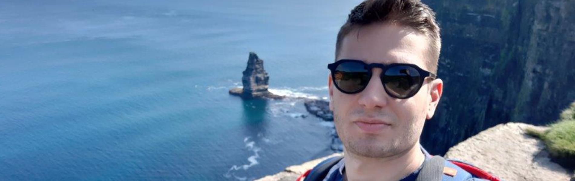 Image forErasmus+ interview: Valentin Glas, studij Sistemskog inženjerstva
