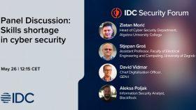 Image for Zlatan Morić – gost panelist na konferenciji IDC Adriatic Security Forum 2021