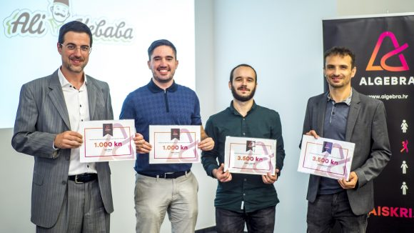 Top Design students receive awards for fast food chain visual solutions